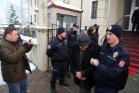 Belediye Başkanı Tehdit Ettikleri İleri Sürülen 3 Kişi Adliyeye Sevk Edildi
