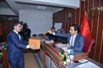 MEHMET YıLDıRıM - Belediye Başkanı Yaşar Bahçeci; '2017 Yılının Yatırım Ve Hizmet Yılı Olmasını Diliyoruz'