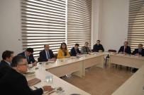 Bilecik Belediyesi Yılın İlk İstişare Toplantısını Yaptı