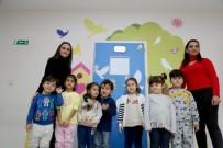 EĞİTİM SİSTEMİ - Bircan Tüfekçioğlu Çocuk Gündüz Bakımevi'nin Sınıflarının İsimleri Dikkat Çekiyor