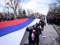 SARAYBOSNA - Bosna Hersek'te Olaylı 'Sırp Cumhuriyeti Günü' Kutlaması