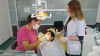 KANAL TEDAVISI - Burada Çocuklar Diş Tedavisinden Korkmuyor