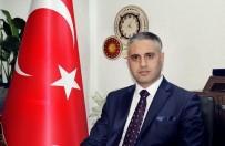 İSLAM BIRLIĞI - Canpolat'tan Osmanlı Bayrağının Yasaklanmasına İlişkin Açıklama