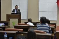 ÇOCUK MECLİSİ - Çevre Çocuk Meclisi 8. Dönem Başkanını Seçti