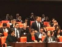 VURAL KAVUNCU - CHP'li milletvekili HDP sıralarında