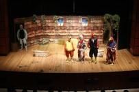 Çocukların Tiyatrosu Büyükşehir'den