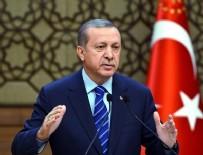 FETÖ TERÖR ÖRGÜTÜ - Cumhurbaşkanı Erdoğan'dan sert FETÖ mesajı