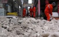 HAVA SICAKLIKLARI - Doğu Anadolu Buz Tuttu