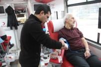 Elazığ'da 5 Günde 500 Ünite Kan Toplandı