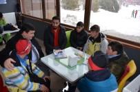 Ergan Dağı Kayak Merkezi Kayakseverlerin Akınına Uğruyor