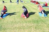 İRFAN BUZ - Evkur Yeni Malatyaspor, Antalya Kampını Çarşamba Günü Tamamlayacak