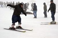 ÇALIŞAN ÇOCUKLAR - Güneydoğu'nun Tek Kayak Merkezinde Sezon Açıldı