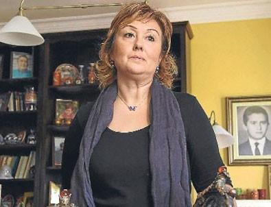 Hablemitoğlu'nun eşinden CHP'ye sert eleştiriler