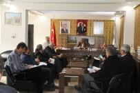 Hisarcık Belediyesi'nde Yeni Yılın İlk Meclis Toplantısı