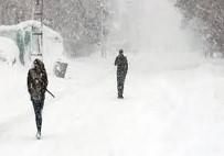KAR ÖRTÜSÜ - İstanbul'da kar yağışının etkisini arttırması bekleniyor