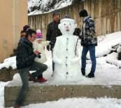 Kar Tatili En Çok Çocuklara Yaradı