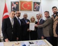 ABDULLAH ÖZER - Kılıçdaroğlu AK Parti'ye Katıldı