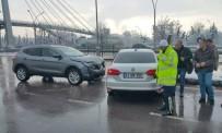 AYDOĞAN - Kocaeli'de Trafik Kazası Açıklaması 1 Yaralı