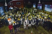 TAŞERON FİRMA - Madende Ölen 8 İşçi Dualarla Anıldı