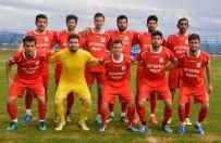 ALİHAN - Manavgat Belediyespor Play Off'u Garantiledi