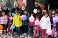 Mardin'de Bin 239 Çocuğun Yüzü Güldü