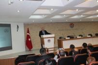 HAKEM HEYETİ - Mersin Ticaret İl Müdürlüğü'nden 'Tüketici Hakları' Toplantısı