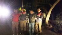 Milas'ta Jandarma Hırsızları Suçüstü Yakaladı