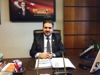 KAMU YARARı - Milletvekili Fırat'tan 10 Ocak Çalışan Gazeteciler Günü Mesajı