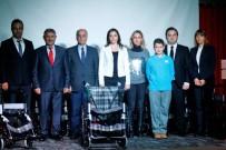 ENGELLİ VATANDAŞ - Öğrenciler 11 Engelli Vatandaşa Tekerlekli Sandalye Aldı