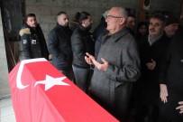 YUSUF ZIYA YıLMAZ - Öldürülen İş Adamı Son Yolculuğuna Uğurlandı