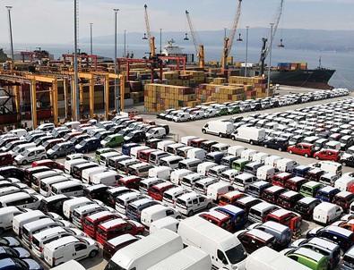 Otomotiv üretim ve ihracatında rekor