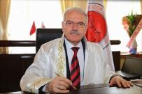 BOZOK ÜNIVERSITESI - Rektör Karacabey, 10 Ocak Çalışan Gazeteciler Günü'nü Kutladı