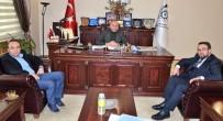 MEHMET ERDOĞAN - Rize TB Başkanı Erdoğan'dan Özakalın'a Ziyaret