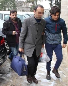 Samsun'da bir kişi FETÖ'den tutuklandı