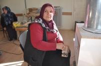 MEHMET ARSLAN - Sedef Kakma'da Erkeklere Taş Çıkartıyorlar