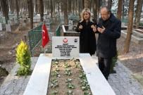 CENGIZ ERGÜN - Şehidin Mezarı 24 Yıl Sonra Yapıldı