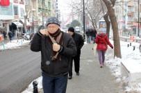 Soğuk Havaya Bir Tek Onlar Sevindi