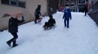 Tekirdağ'da Kar Tatili Bir Gün Daha Uzatıldı