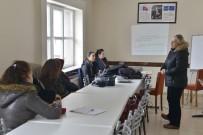 KANSER TARAMASI - Tepebaşı'nda Sağlık Eğitimleri Devam Ediyor