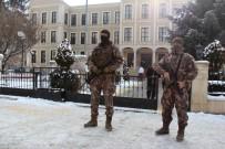 POLİS ÖZEL HAREKAT - Terör Olayları Sonrasında Bolu'da Önlemler Arttırıldı