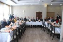 GAZETECILER GÜNÜ - Tokat'ta 10 Ocak Gazeteciler Günü