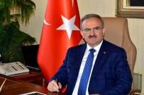 İŞGAL GİRİŞİMİ - Vali Karaloğlu, Gazeteciler Günü'nü Kutladı