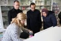 İPEKYOLU - Van'da Üç İlaç Grubuna Sıkı Denetim