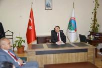 Viranşehir'e Atanan Kayyum Görevine Başladı