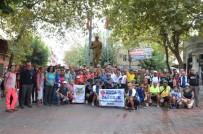 KAYALı - 1.Yürüyüş Ve Bisiklet Şenliği Güzelçamlı'da Başladı