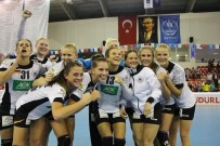 GÖKTEPE - 2018 Kadınlar Avrupa Hentbol Şampiyonası Açıklaması Türkiye Açıklaması 16 - Almanya Açıklaması 30
