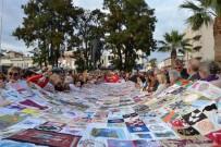 TERTIP KOMITESI - 44 Ülke Dolaşan 'Barış Yorganı' Ayvalık'ta