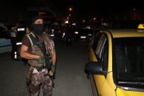 POLİS HELİKOPTERİ - Adana'da 1700 Polisle Huzur Uygulaması