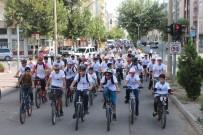 ADIYAMAN VALİLİĞİ - Adıyaman'da 'Kalbin İçin Pedalla' Etkinliği