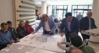 METİN ORAL - Altınova'da Vatandaşlara Aşure Dağıtıldı
